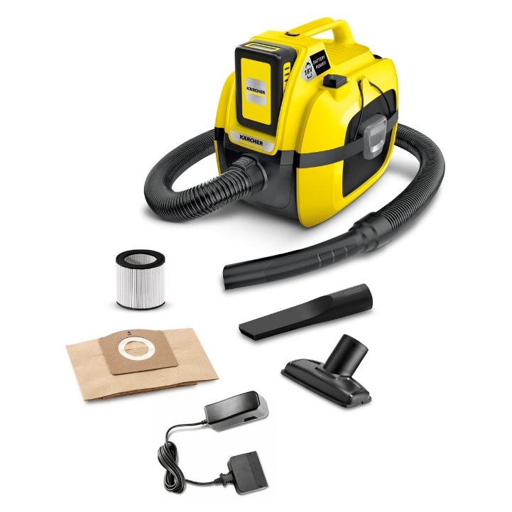 Бытовой пылесос Karcher WD 1 Compact Battery Set